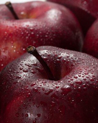 Obraz Červená jablka