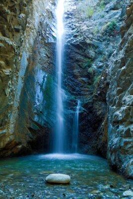 Obraz Chantara Vodopády v Trodos horách, Kypr