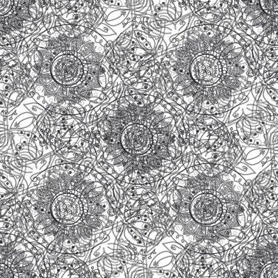 Obraz Chaotické abstraktní pozadí.