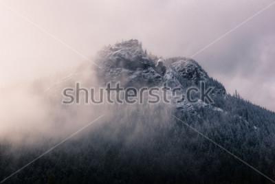 Obraz Chřestýš Ledge v oblacích.