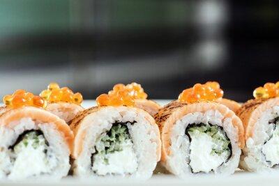 Obraz chutné sushi