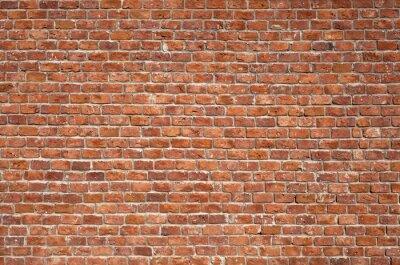 Obraz Cihlová zeď na pozadí