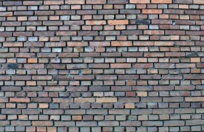 Obraz Cihlová zeď - pozadí