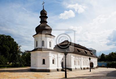 Církev v Kyjevě.