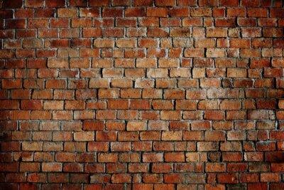 Obraz Classic Krásná texturou cihlová zeď