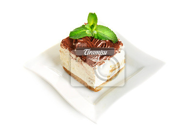 Čokoládový dort tiramisu