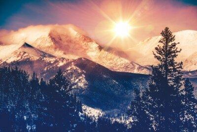 Obraz Colorado Mountains Vista
