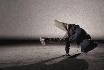 Obraz Cool breakdance styl