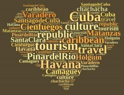 Obraz Cuba tourism.