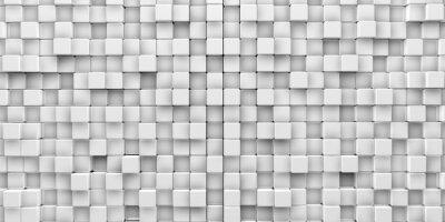 Obraz Cubes background