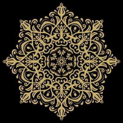 Obraz Damašek vzor Oriental
