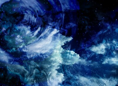 Obraz Deep Space