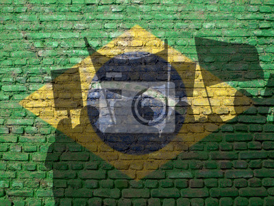 Demonstrace v Brazílii