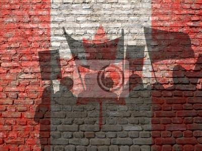 Demonstrace v Kanadě
