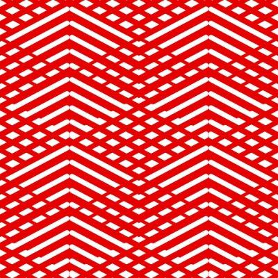 Obraz Deska červený a bílý vzor nebo vektorové pozadí tapetu