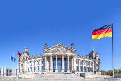 Obraz Deutscher Reichstag Berlin