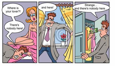 komiks s porno