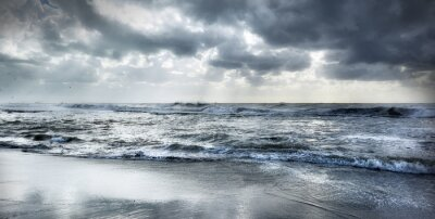 Obraz Drsné moře