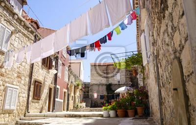 Dubrovnik - staré město, Dalmácie