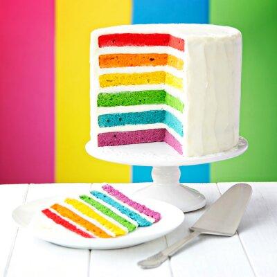 Obraz Duha vrstva dort