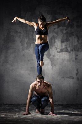 Obraz Dva tanečníci