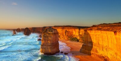 Obraz Dvanáct apoštolů, Great Ocean Road, Austrálie