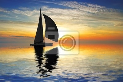 Obraz el sol y El Barco