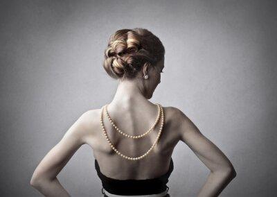 Obraz Elegantní žena