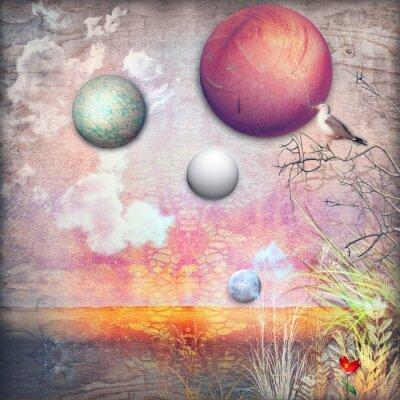 Obraz Enchanted příroda série