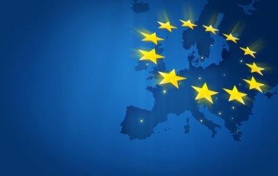 Obraz Evropa