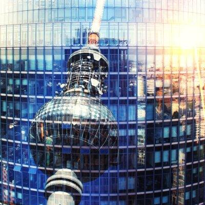 Obraz Fernsehturm Berlin
