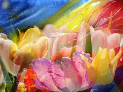 Obraz Flower-flow
