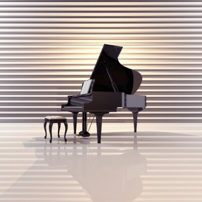 Obraz Flügel, Musik, klavír, Konzert