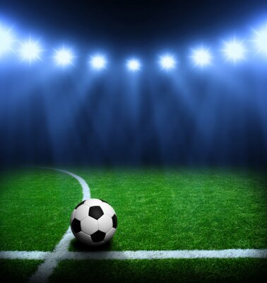 Obraz Fotbalový stadion