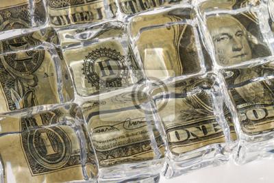 Frozen účet jako symbol špatné investice
