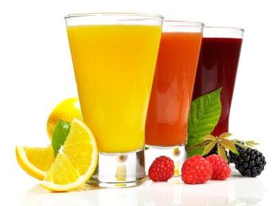 Obraz Fruchtsaft - Smoothies