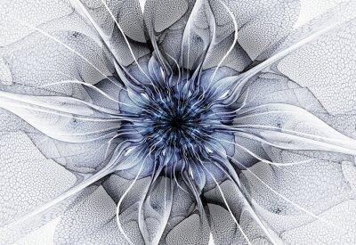 Obraz Futuristický květ