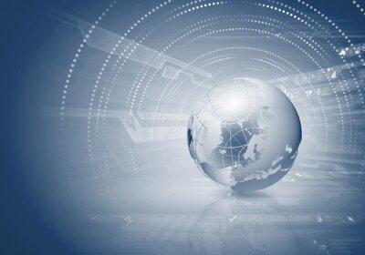 Obraz Globalizace koncept