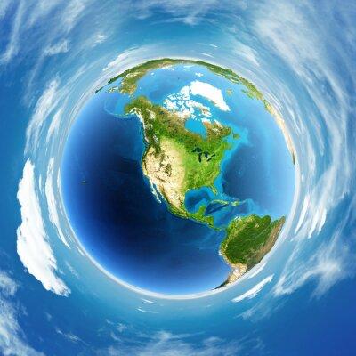 Obraz Globe úleva