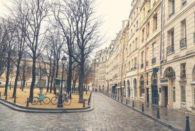 Obraz Gloomy day in Paris