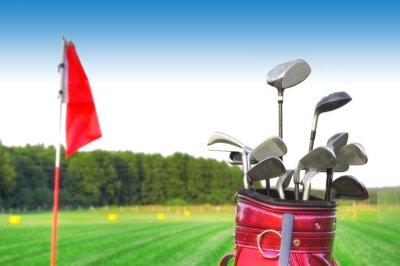 Obraz Golf hra.