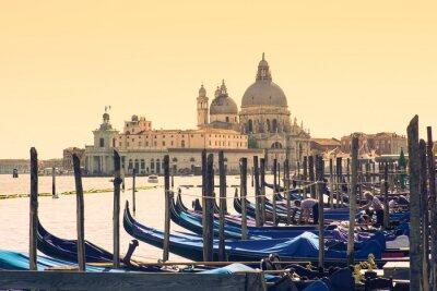 Obraz Gondoly, Benátky