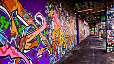 Obraz Graffiti gear
