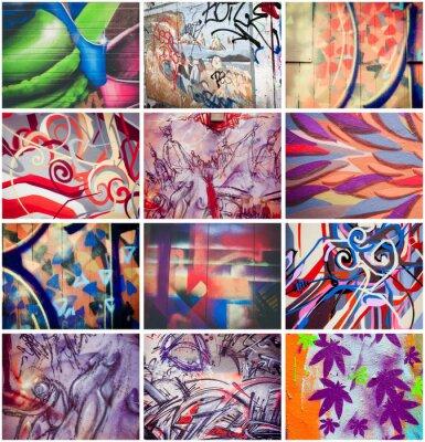 Obraz Graffitis Colores