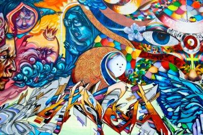 Obraz Grafiti