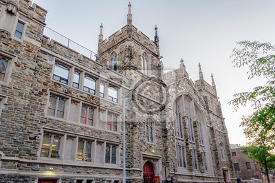 Habešská baptistická církev, New York