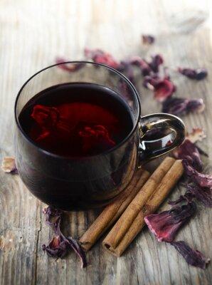 Obraz Hibiscus Tea