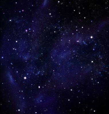 Obraz hlubokého vesmíru