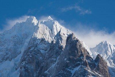 Obraz horské krajiny