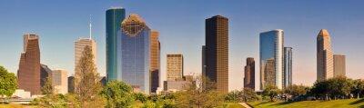 Obraz Houston Skyline